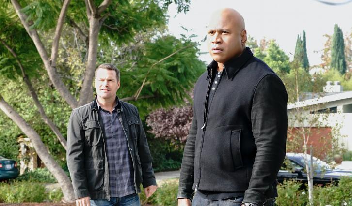 NCIS: Los Angeles - Episode 9.12 - Under Pressure - Promo, Sneak Peek, Promotional Photos & Press Release