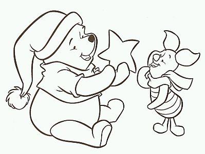 Imagenes De Winnie Pooh Bebe Para Colorear