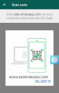 WhatsApp Barcode