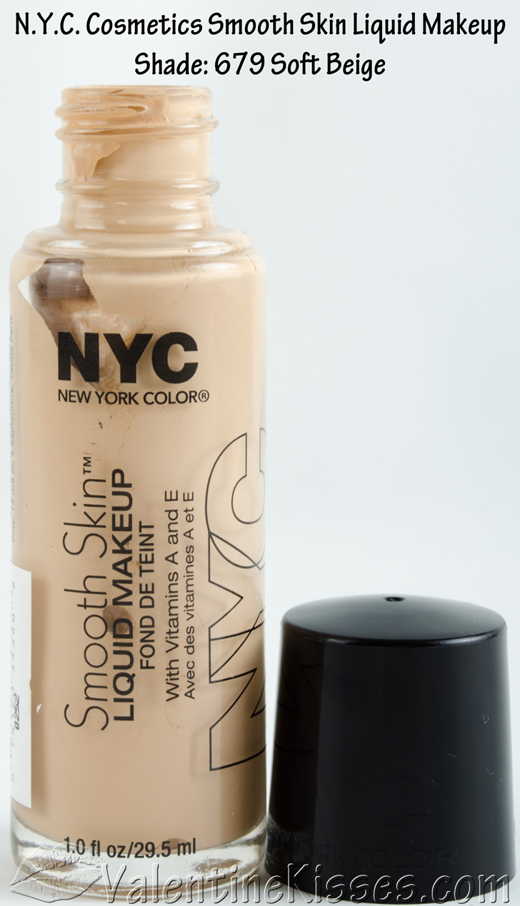 Smooth Skin Liquid Concealer by NYC #12