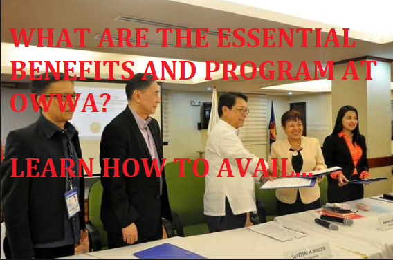 What are the Essential Benefits of an OWWA Member? ~ PINOY