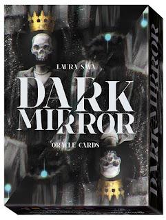 Dark Mirror Oracle - Oráculo El Espejo Oscuro Scarabeo