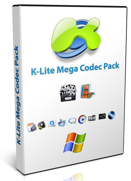 Update packs for the K-Lite Codec Pack