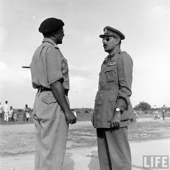 Rare Photos Of Operation Polo | Hyderabad Police Action | Annexation of Hyderabad (1948)