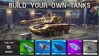 Infinite Tanks Mod Apk Premium