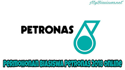 Permohonan Biasiswa Petronas 2018 Online
