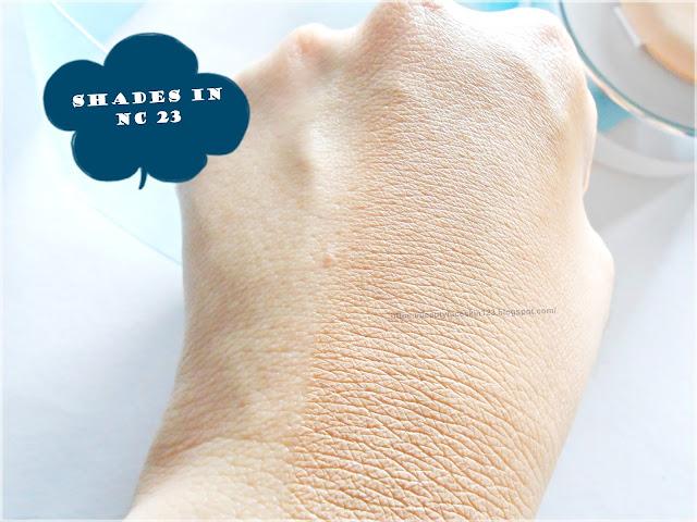 Review on Troiareuke Acsen A+ cushion SPF 50+ PA+++