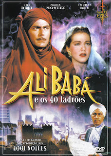 Ali Babá e os 40 Ladrões - BDRip Dual Áudio