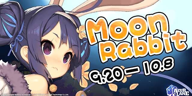 Azur Lane - Moon Rabbit Event and Skins
