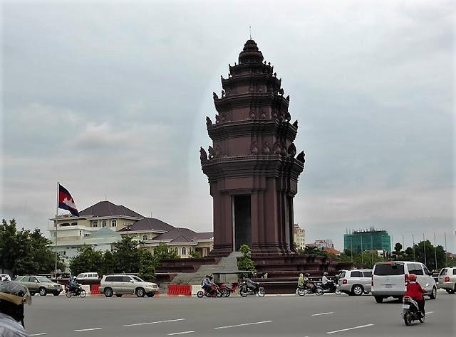 Estupa del Monumento a la Independencia