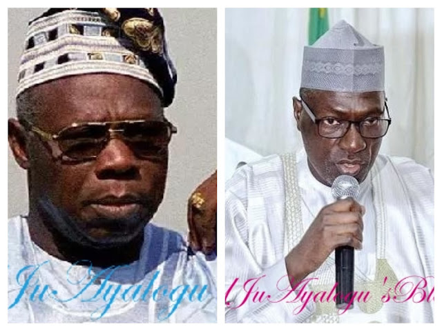 Obasanjo, Makarfi in secret meeting in Abeokuta