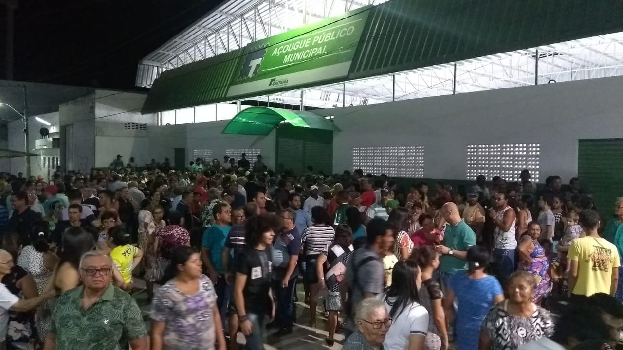 f4b142a94bc A Prefeitura de Toritama inaugurou a nova feira livre de frutas e verduras