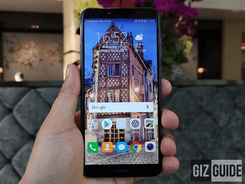 Top 6 highlights of Huawei Y6 2018