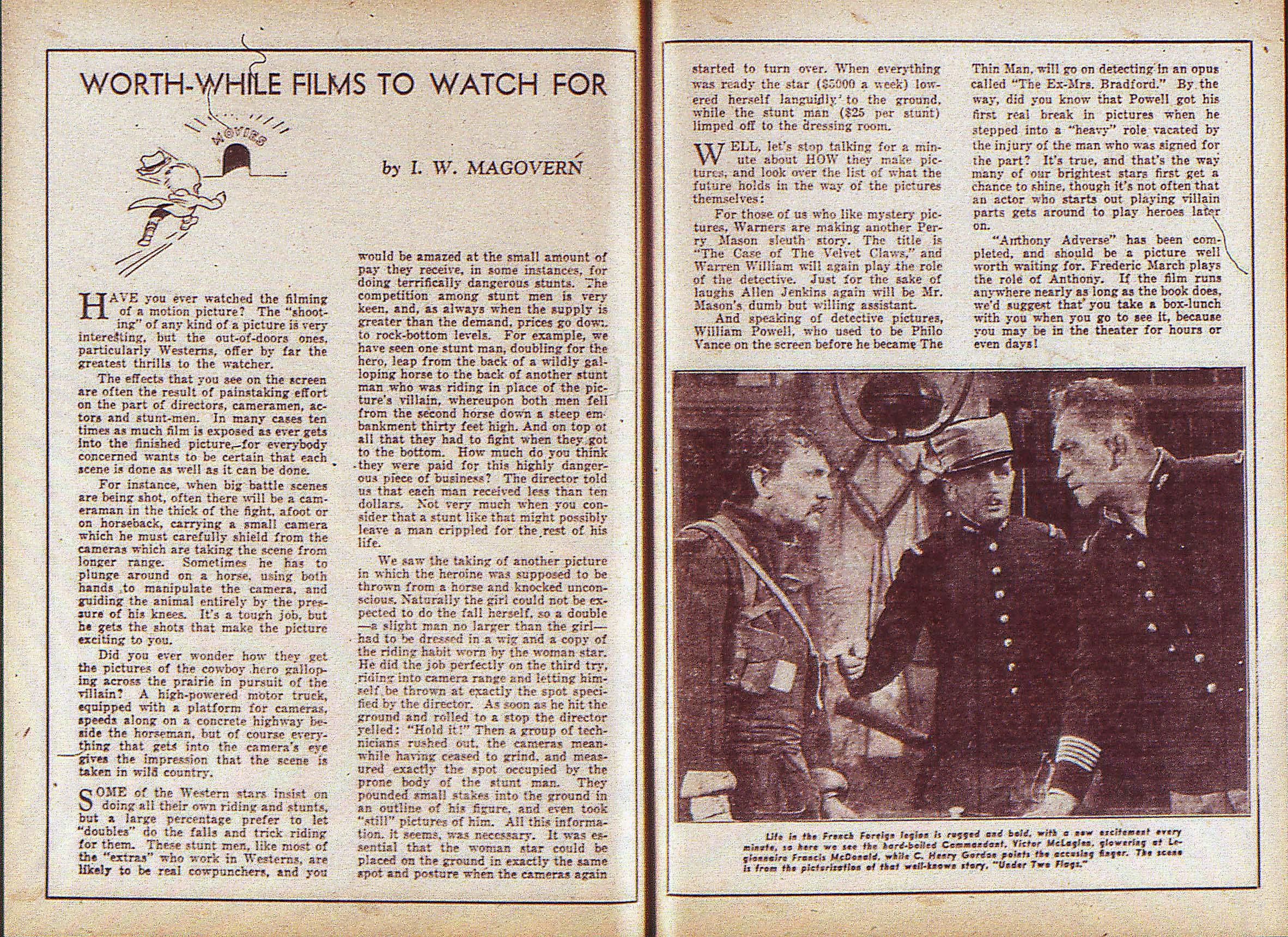 Read online Adventure Comics (1938) comic -  Issue #5 - 31