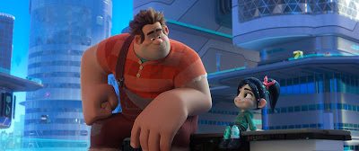 Ralph Breaks the Internet 2018 Disney movie still Vanellope Sarah Silverman John C. Reilly