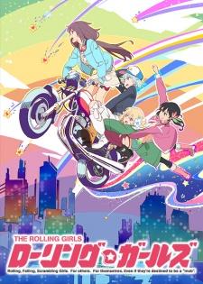Rolling☆Girls BD Batch Sub Indo