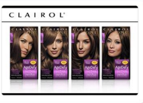 Bzzagent Clairol Age Defy Hair Dye Campaign