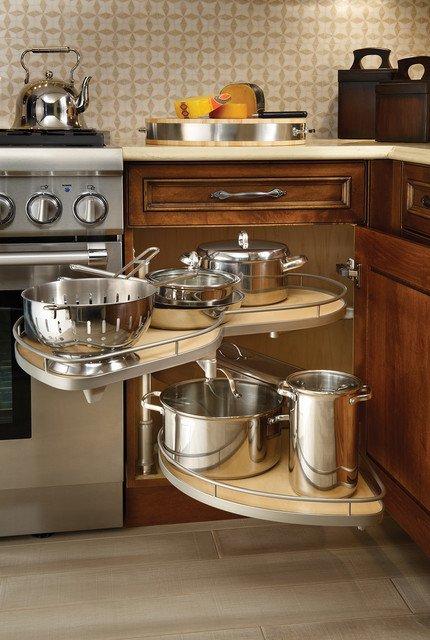 24 ιδέες εξοικονόμησης χώρου και αποθήκευσης κουζίνας