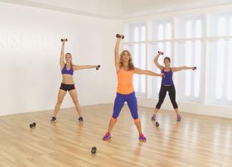 denise austin aerobics