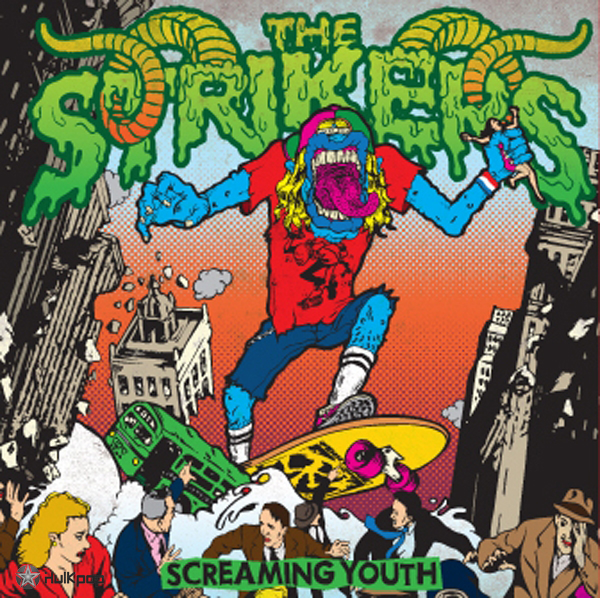 The Strikers – Vol.2 Screaming Youth