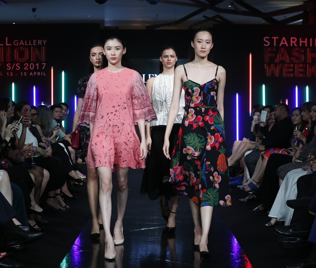Starhill Gallery Fashion Week Spring Summer 2017
