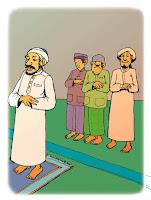 keutamaan tarawih, pahala tarawih, manfaat tarawih