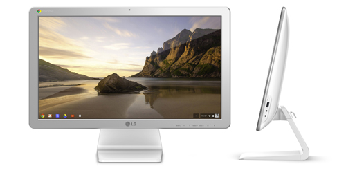 LG Chromebase All-In-One PC