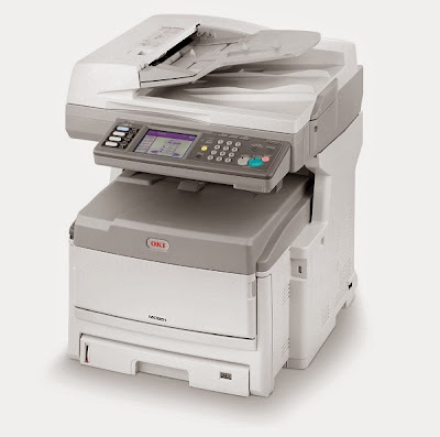Download Driver Printer OKI MC851