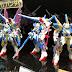 P-Bandai: MG 1/100 V2 Assault-Buster Gundam Ver. Ka Exhibited at All Japan Model and Hobby Show 2018
