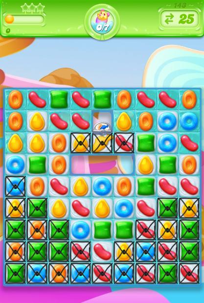 Candy Crush Jelly Saga 143