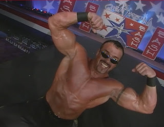 WCW Great American Bash 1999 - Buff Bagwell faced Disco Inferno