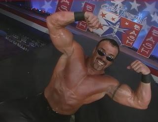 WCW Great American Bash 1999 - Buff Bagwell faced Disco Inferno