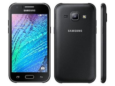 Cara Hard Reset Samsung J1 Melalui Recovery Mode