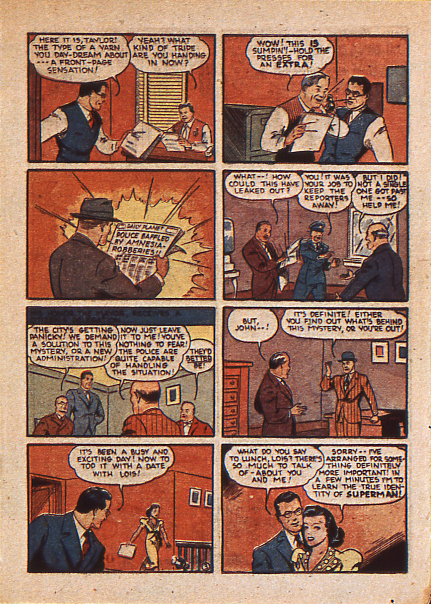 Read online Action Comics (1938) comic -  Issue #25 - 6