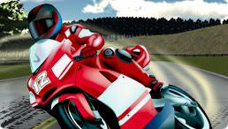 تحميل لعبة سباق الموتوسيكلات Motorbike Simulator 3D للكمبيوتر pc كاملة مجانا