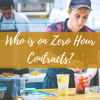 Who is on Zero Hour Contracts?