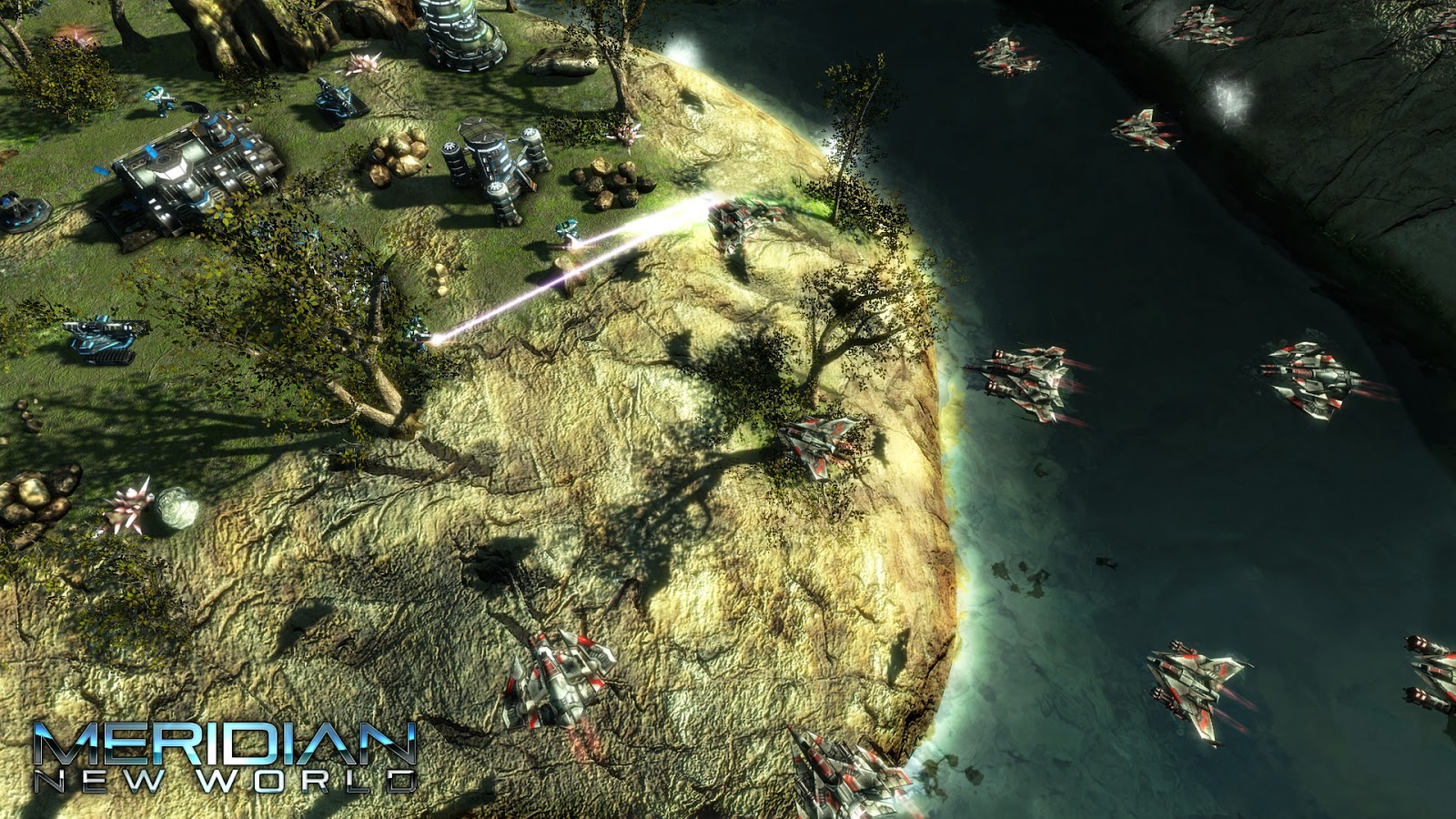 Meridian New World PC Games