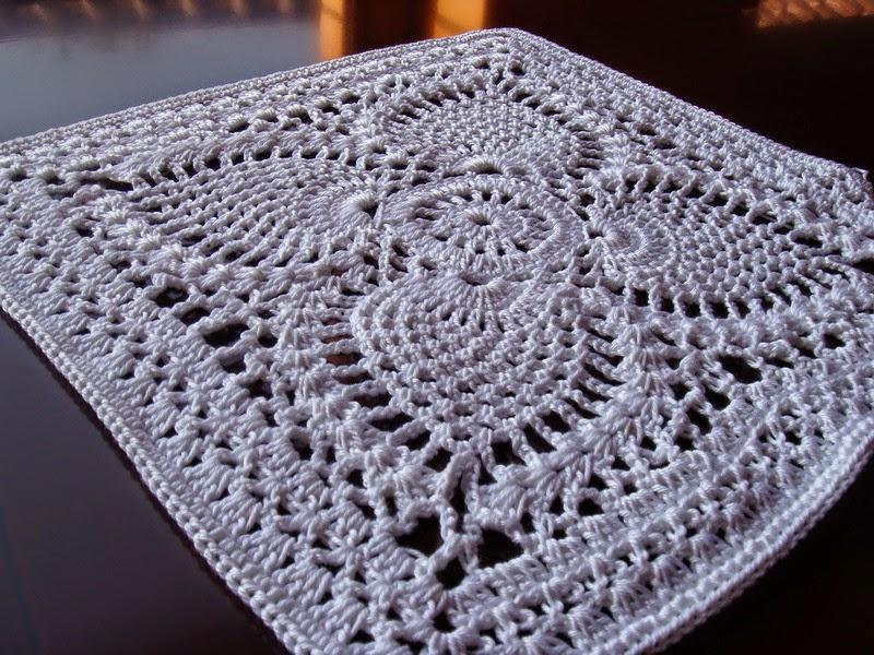Musculosa con flor de piñas / patrones crochet | Crochet y Dos ...
