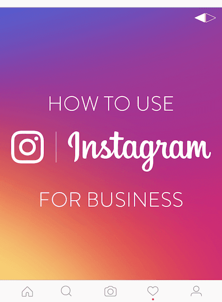 How to use Instagram for Business: 4 Key Steps for Beginners
