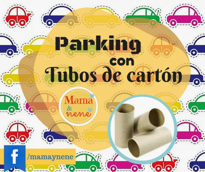 PARKING-DIY-TOILETPAPERTUBE-MAMAYNENE