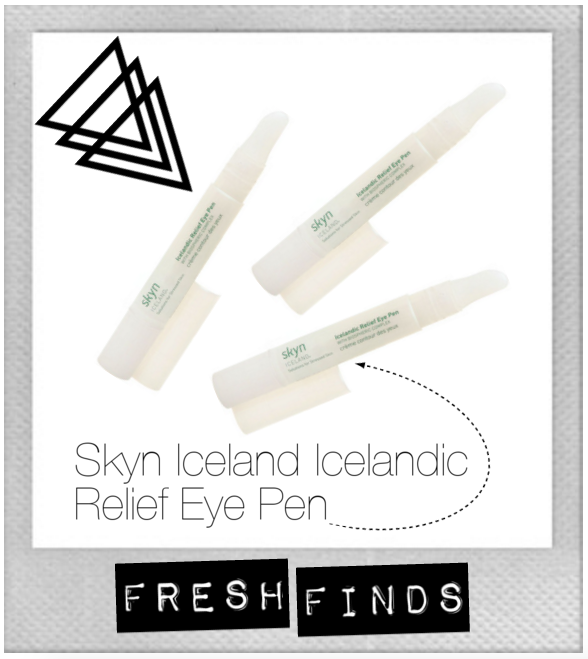 Samantha Chic: Beauty // Skyn Iceland Icelandic Relief Eye Pen
