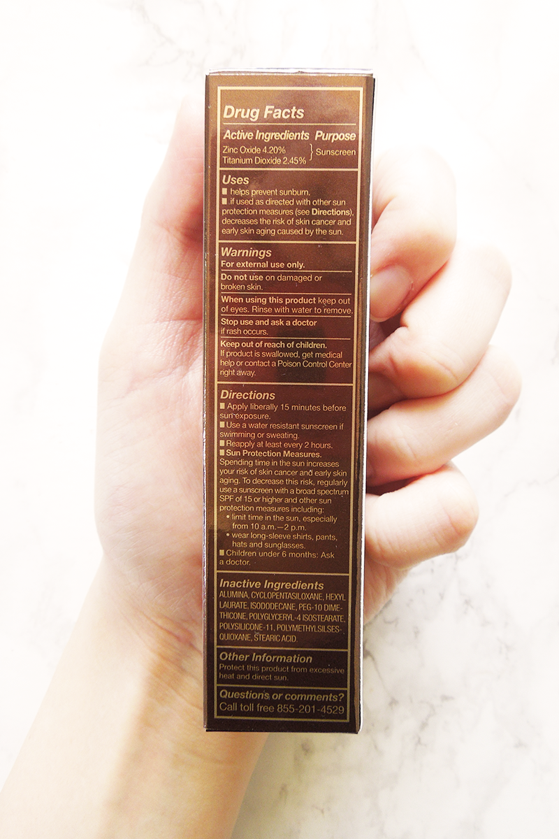 Hourglass Mineral Veil Primer SPF15 Review