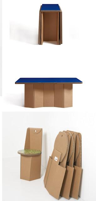 Arredi Di Cartone Architettura E Design A Roma