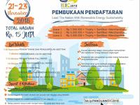 Lomba Karya Tulis Ilmiah Nasional 2018 di Universitas Hasanuddin