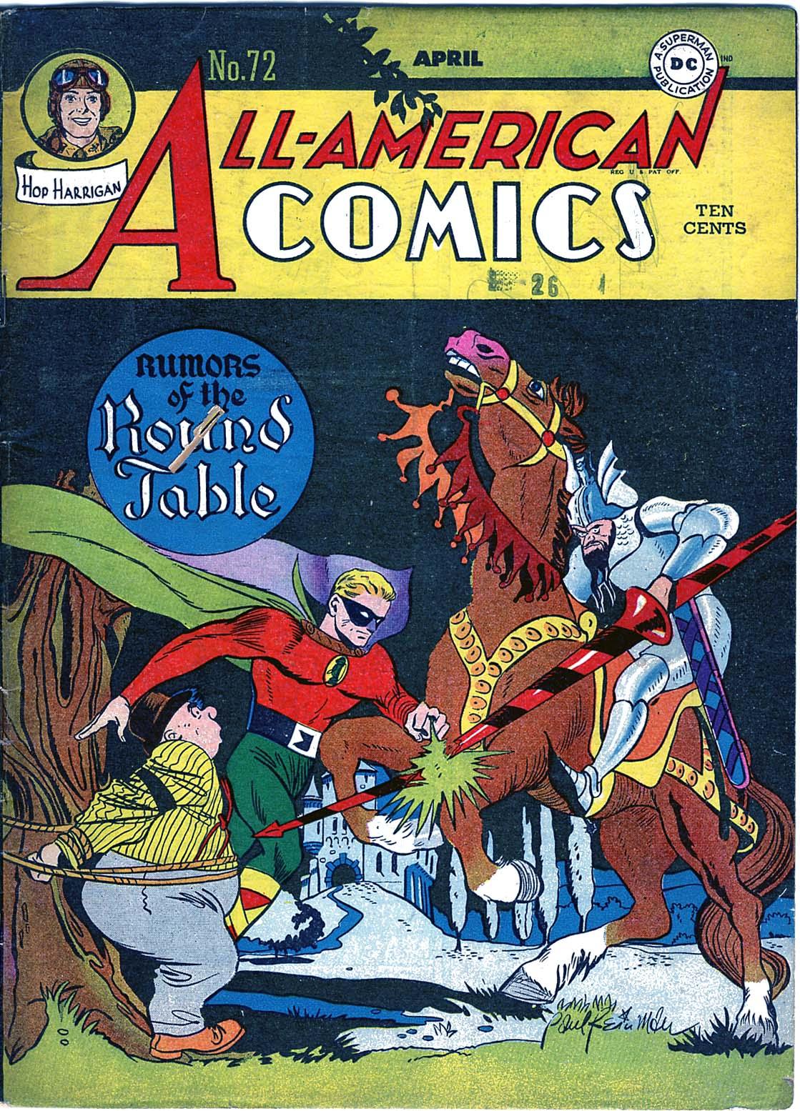 Read online All-American Comics (1939) comic -  Issue #72 - 1