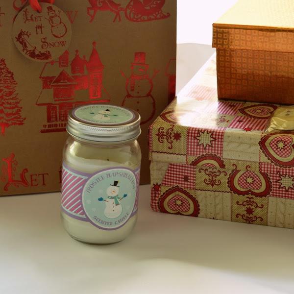 Postani Božiček za en dan (majhna škatla za velik nasmeh)