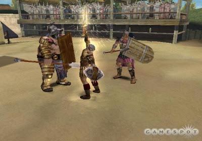 Gladius (PS2) 2003