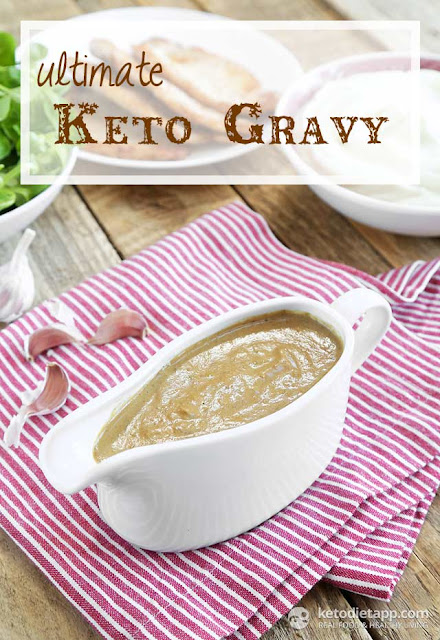 Ultimate Keto Gravy