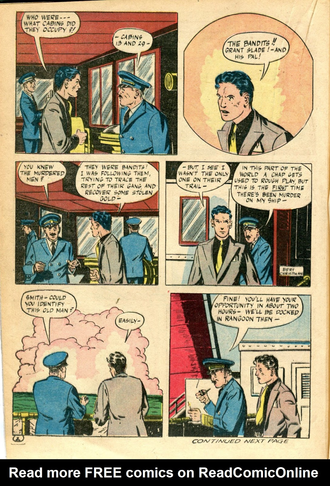Read online Famous Funnies comic -  Issue #110 - 36