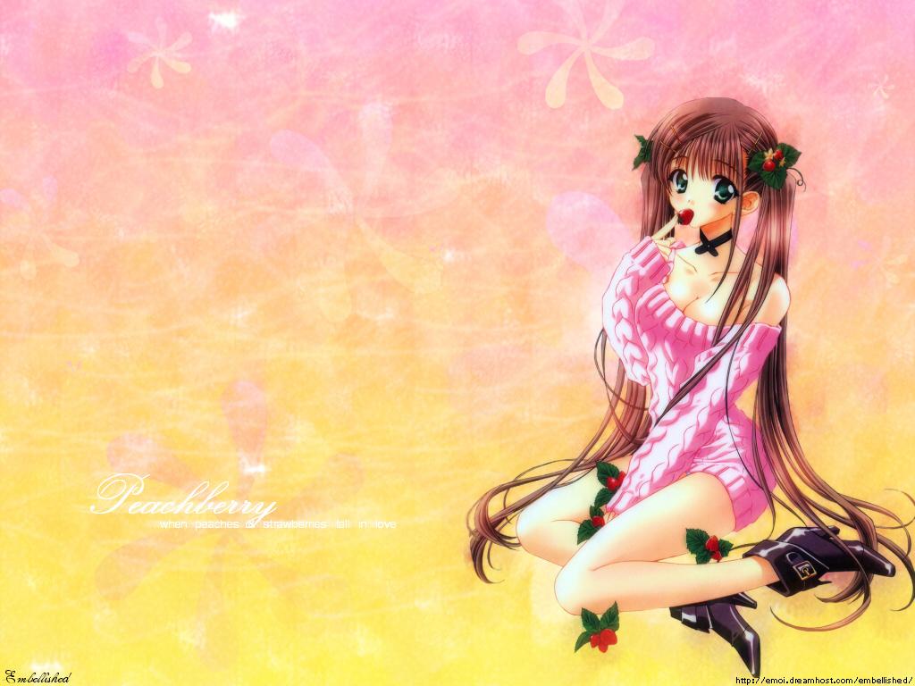 Mashababko shy anime girl wallpaper - Anime pretty girl wallpaper ...